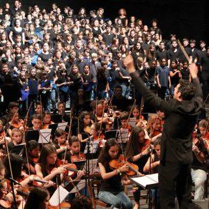 Proyecto LUNA- Canta un cuento en Auditorio Rocío Jurado