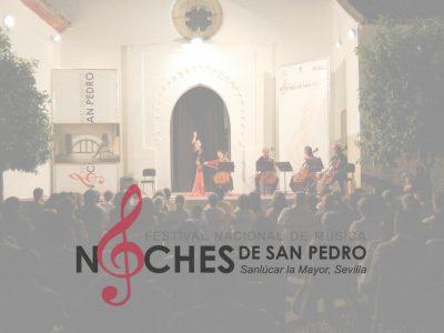 """Festival Nacional de Música """"Noches de San Pedro"""""""