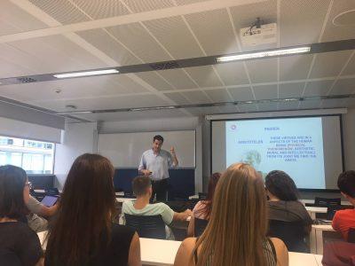 Conferencia en Universidad Loyola Andalucía