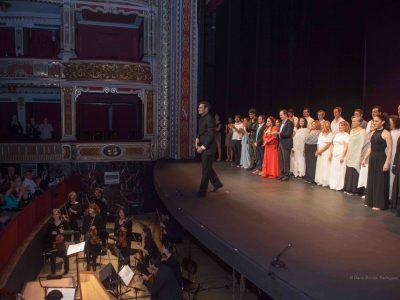 Dido y Eneas, ópera en el Teatro Lope de Vega