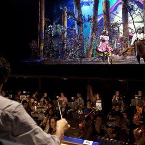 Ópera Hansel&Gretel en Teatro Maestranza