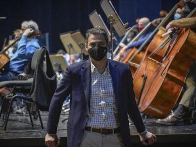 """""""La ROSS debe demostrar que la música es un motor de cambio social"""""""